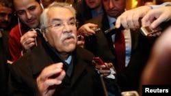 Suudi Arabistan Petrol Bakanı Ali Naimi