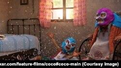 Coco คุณยายทวดที่เป็นทุกอย่างของมิเกล