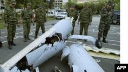 Azerbaycan Karabağ'da Düşürülen Casus Uçağıyla İlgisi Olmadığını Bildirdi