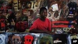 Abdoulaye Diarrasouba, alias Aboudia.