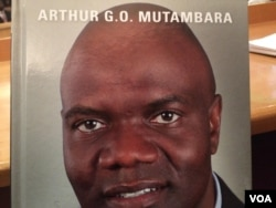 Ibhuku lika Arthur Mutambara.