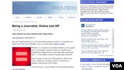 Digital Frontiers