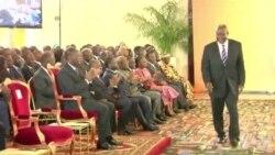 Daniel Kablan Duncan investi vice-président en Côte d'Ivoire (vidéo)