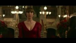 گزارش «بهنام ناطقی» از فیلم «گنجشک سرخ» با بازی جنیفر لورنس در نقش رقصنده باله