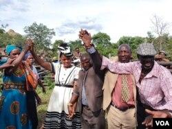 Kulotsholwa intombi yako Mguni. (PHOTO: Ezra Tshisa Sibanda)