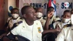 Diferen Manm Ki Konpoze Sendika Polis Nasyonl la SPNH