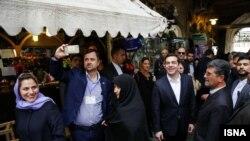 فر نخست وزیر یونان در اصفهان