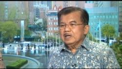 Liputan Khusus VOA: Wapres Jusuf Kalla 'Intoleransi Beragama di Indonesia'