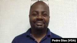 Luis Paulo, jornalista angolano