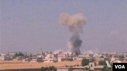 Giao tranh tăng mạnh tại Aleppo