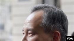 Wakil Menteri Luar Negeri Cui Tiankai (Foto: dok).