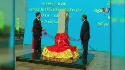 Ông Hun Sen: Tôi sẵn sàng từ chức nếu bản đồ biên giới là giả