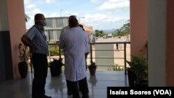Arquivo: Médicos do Hospital Regional de Malanje, Angola