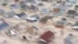桑迪飓风与气候变暖