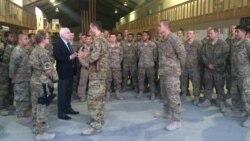 Makkeyn: AQSh Afg'onistonda 5-6 ming askar qoldirishi lozim - Shohruh Hamro