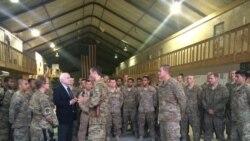 Makkeyn: AQSh Afg'onistonda 5-6 ming askar qoldirishi lozim