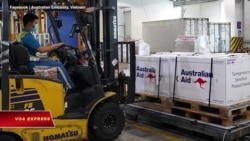 Úc tặng Việt Nam 300 ngàn liều vaccine, hứa giúp mua thêm 3,7 triệu liều nữa