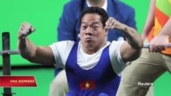 Việt Nam giành huy chương vàng đầu tiên tại Paralympic Rio