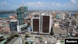Dar es Salaam, en Tanzanie, le 12 juillet 2013.