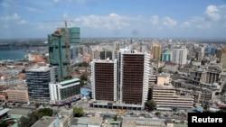 Ikivuko ca Dar es Salaam muri Tanzaniya