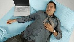 Manusia adalah makhluk yang bisa tidur dengan efisien, sehingga hanya membutuhkan jam tidur lebih sedikit (foto: ilustrasi).