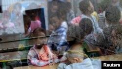 Human Rights Watch cho biết hơn 1,000 trẻ em nhập cư không có người lớn đi kèm đặt chân tới Indonesia năm 2012.