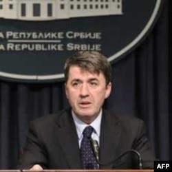 Ministar prosvete Žarko Obradović