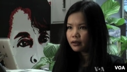 英國緬甸運動的潘卓婭是克倫族人