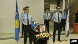 Varroset Enver Zymberi, polici i vrarë gjatë operacioneve në veri