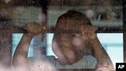 Dete imigranata u autobusu na granici u Teksasu