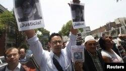 El reporte de HRW señala que Calderón falló en tomar los pasos necesarios para enfrentar e investigar las desapariciones.