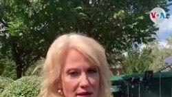 Kellyanne Conway sobre Venezuela
