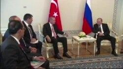Эксперты увидели во встрече Путина и Эрдогана вызов Турции Западу