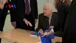 Jimmy Carter: From Head of State to Humanitarian (VOA On Assignment Apr. 25, 2014)