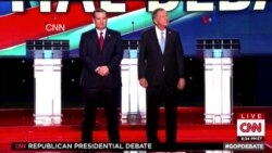 Rubio y Ted: a la caza de Donald Trump