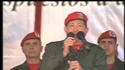 2012-07-15 美國之音視頻新聞: 委內瑞拉總統正在進行競選連任活動
