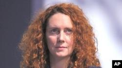 《世界新闻报》前任编辑丽贝卡.布鲁克斯