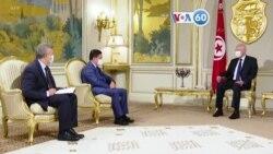 Manchetes africanas 28 Julho: Tunísia - Presidente ordena recolher obrigatório de um mês