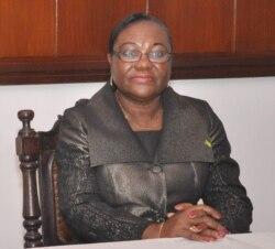 Maria das Neves pede impugnação da eleição presidencial em São Tomé e Príncipe - 1:34