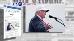 "VOA60 Elections - NBC: Donald Trump's campaign is ""pulling out of"" Virginia"