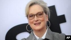 Meryl Streep menerima nominasi Oscar untuk yang ke-21 kalinya.