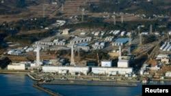 Nhà máy điện hạt nhân Fukushima.