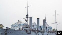 阿芙乐尔巡洋舰