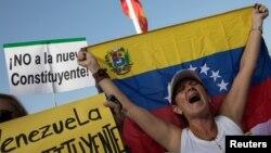 """Españaanunció que tampoco reconocerá en Venezuela """"una Asamblea Constituyente que no sea resultado de un amplio consenso nacional."""