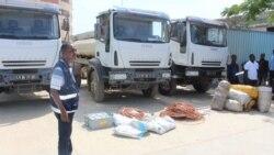 Tribunal absolve antigos funcionarios acusados de reoubrfem camiões - 2:02