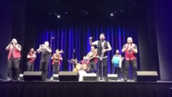 "Tрубите на ""Џамбо Агушеви оркестар"" во Вашингтон"