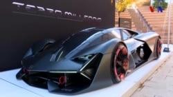 """""""Terzo Millennio"""" - Lamborghini şirkətinin yeni brendi"""