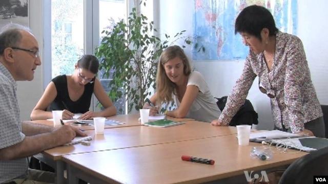 Neke francuske kompanije uveli su obavezu učenja kineskog jezika.