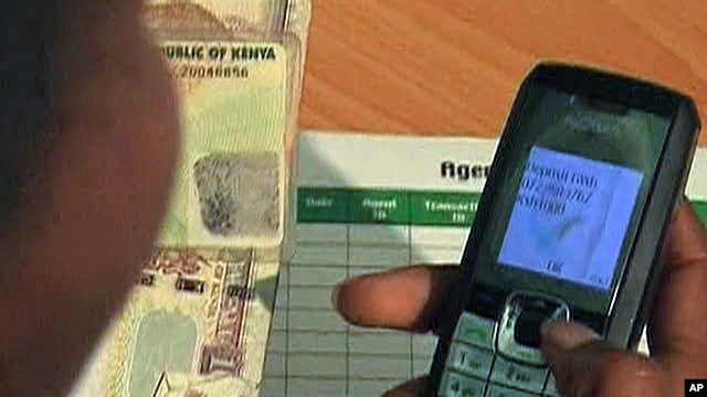 Providing financial services to some of the world's poorest people through mobile phones is proving to be a lucrative business in developing nations