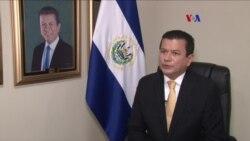 Entrevista con el canciller de El Salvador